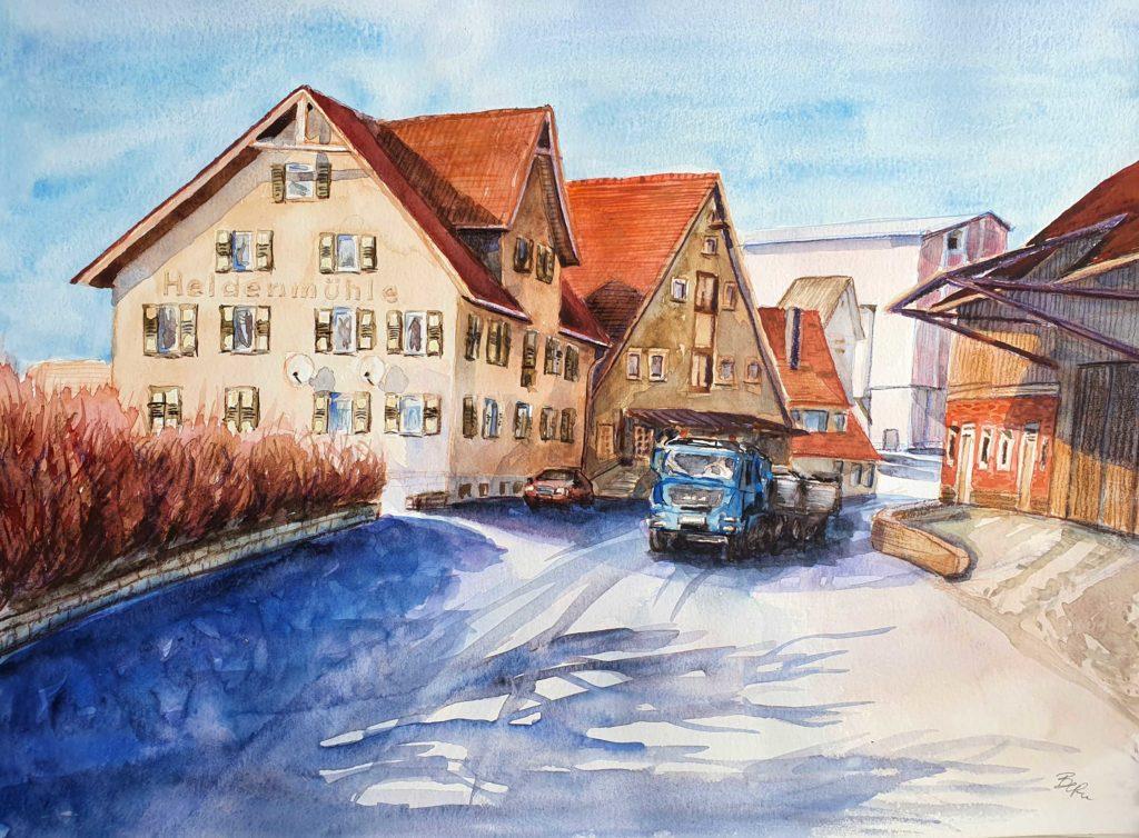 Heldenmühle