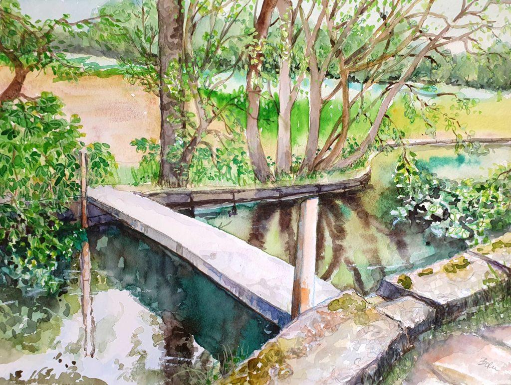 Bridge Lobenhausen