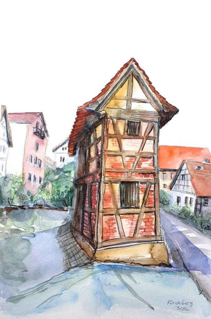 Small house Kirchberg